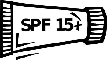 日焼け止めSPF